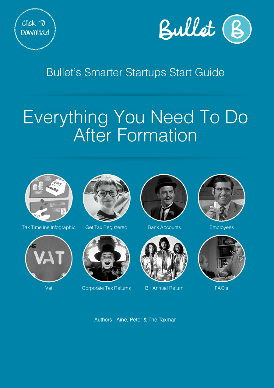 Bullets Free Guide To Getting Started After Formation