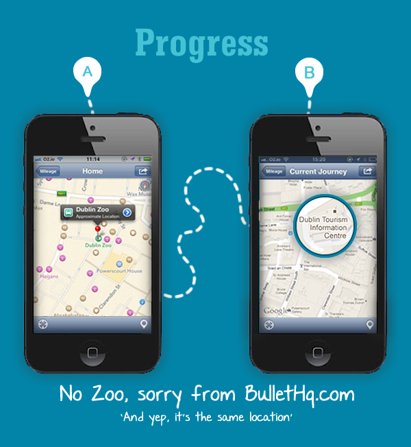 Bullethq - Open Letter Of Apology For Apple Maps IOS6