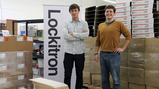 Lockatron founders lockatron-growth crowdfunding kickstarter