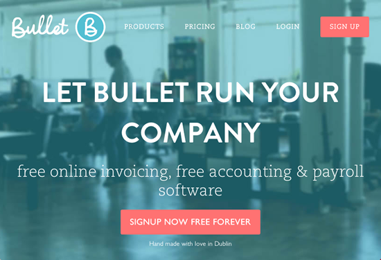 Interview Bullet Online Accounts Software Freemium Social Currency Story