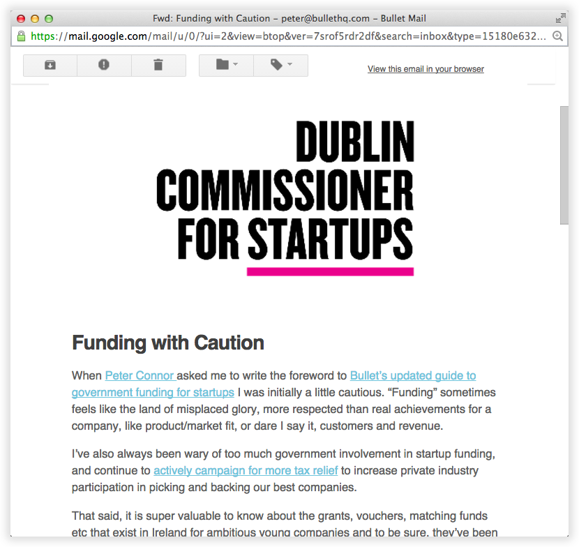 Bullet Free Online Accounting Software Small Business Grants Dublin Commissioner Of Startups