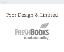 Alternative to Freshbooks Freelancer Accounting Software