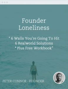 Single Founder Is Lonely