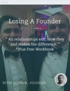 How To Lose A Founder